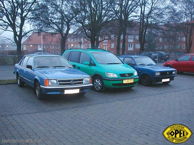 Bowlingtur på Amager 2006 – Historisk Opel Klub Danmark