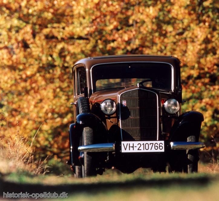 Opels historie – kort fortalt