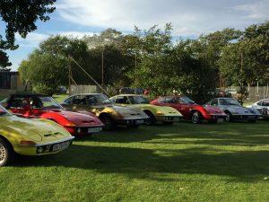 Opel GT bliver 50 år