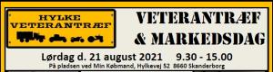 Hylke Veterantræf (Skanderborg) @ På pladsen ved Min Købmand