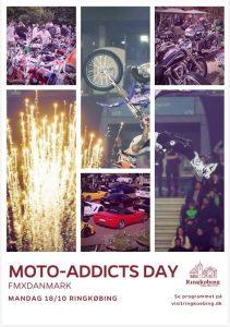 Moto-Addicts Day Ringkøbing @ Ringkøbing by