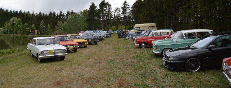 Ungdommelig Historisk Opel Klub Danmark – Opel for alle KV-51