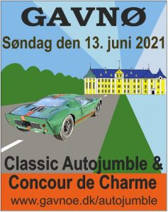 Gavnø Classic Autojumble @ Gavnø slot